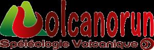 Logo de Volcanorun île de La Réunion